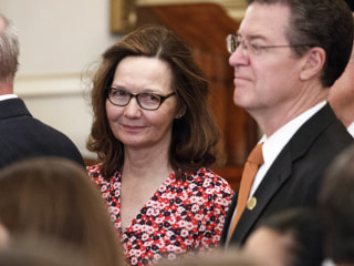 Gina Haspel considered withdrawing as CIA nominee, sources say