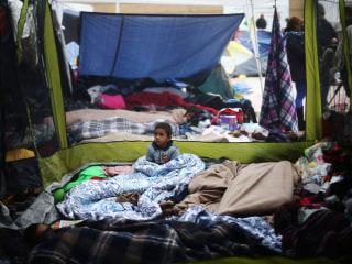 Over 50 caravan migrants seeking asylum allowed into U.S., organizers say