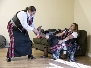 Mujeres de Mariachi: Women take center stage on male tradition