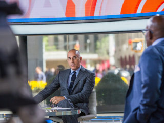 NBCUniversal report finds managers were unaware of Matt Lauer's sexual misconduct