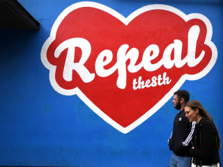 Ireland's abortion referendum tests its Catholic traditions