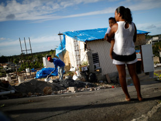 No deeds, no aid to rebuild homes: Puerto Rico's reconstruction challenge