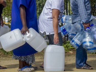 Cape Town's water disaster averted due to public shaming, police crackdown