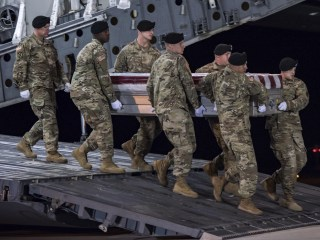 Leaders of U.S. soldiers killed in Niger filed misleading mission plan, say officials