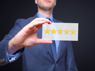 Online reviews: Here's what's behind all those 5 star ratings
