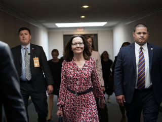 Why do so many spies support Gina Haspel to head the CIA? That's classified