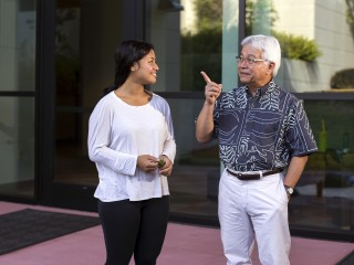 When Larry Kimura was young, the Hawaiian language was dying. Now, it thrives.