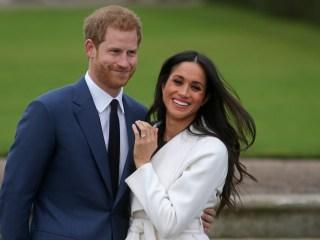 Prince Harry and Meghan Markle's royal love story