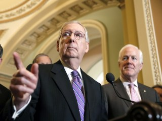First Read's Morning Clips: Senate 'absolutely' in play, McConnell says