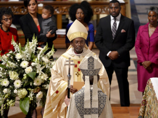 Chicago Bishop Michael Bruce Curry to speak at royal wedding