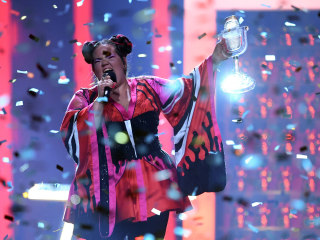 Israel's Netta Barzilai wins Eurovision song contest
