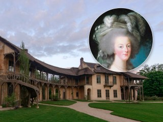 Marie Antoinette's rustic Versailles retreat is now open to the public