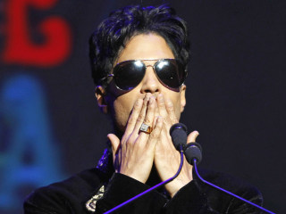Auction gives Prince fans a chance to own a piece of rock history
