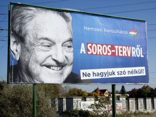 George Soros' Open Society Foundations pulls out of Hungary