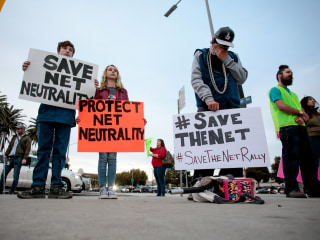 Senate votes to save net neutrality — but House vote looms