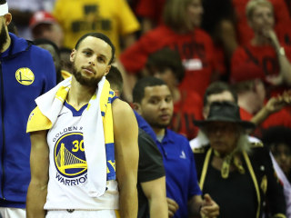 Warriors have no answers for Rockets in Game 2 as West Finals now tied