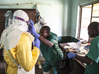 Congo Ebola outbreak turns up in a large city. That's bad