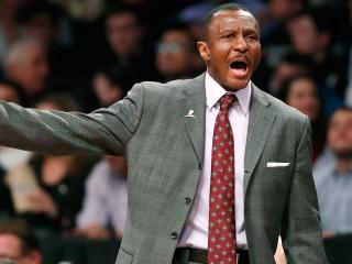 NBA team congratulates coach it just fired for being award finalist