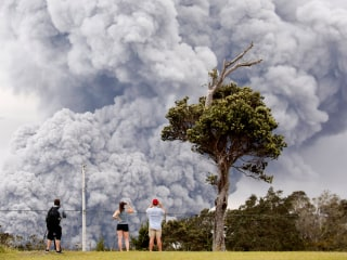 The U.S. has over 160 active volcanoes. How likely are they to erupt like Kilauea in Hawaii?