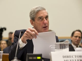Mueller's anniversary: This investigation isn't ending anytime soon