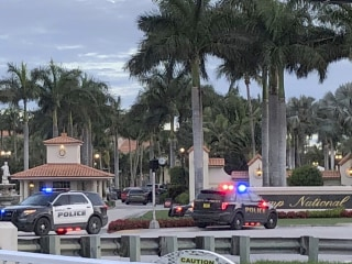 Man shot after confrontation with police at Trump resort in Miami