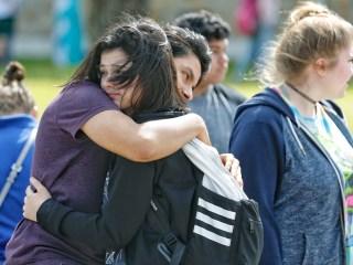 10 killed in Santa Fe, Texas, high school shooting; suspect in custody
