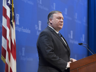Pompeo vows to slap 'strongest sanctions in history' on Iran