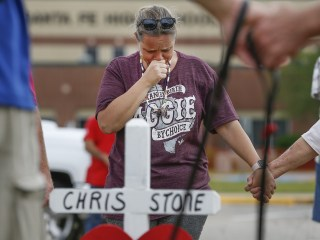 Father of  Texas mass shooting suspect calls him a victim
