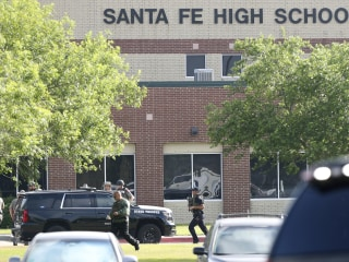 Sheriff does not believe Santa Fe shooting victims were killed by police crossfire