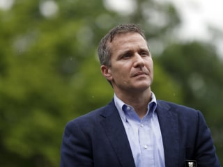 Woman who claims affair with Missouri Governor Greitens speaks out for first time