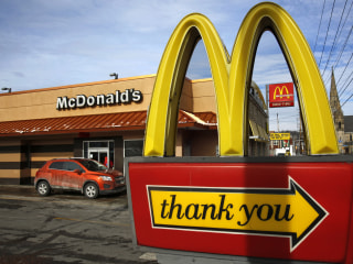 10 McDonald's workers file sex harassment claims