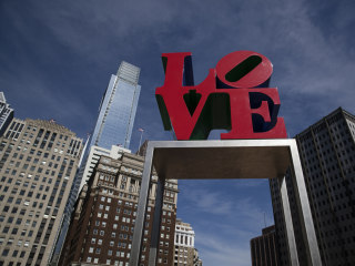 Artist known for 'LOVE' series, Robert Indiana, dies at 89