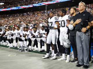 NFL to require players on sideline stand for anthem or remain in locker room