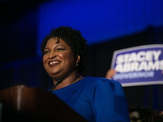 Stacey Abrams shreds the usual game plan for Southern Democrats. Will it work?