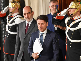 Giuseppe Conte survives resume controversy to become Italy's PM