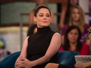 Rose McGowan to Harvey Weinstein: 'We got you'