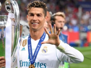 Ronaldo drops bombshell after Real Madrid's third straight UCL title