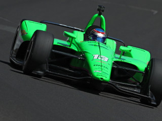 Danica Patrick crashes out of Indy 500 to end racing career