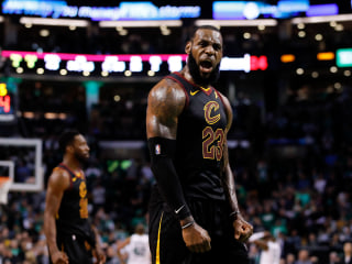 LeBron, Cavaliers eliminate Celtics and advance to NBA Finals