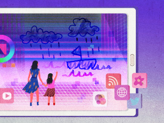 How much screen time is too much? Here are the limits 10 tech executives set for their kids