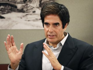 Jury says magician David Copperfield not liable for tourist's injuries