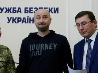 Russia uses Arkady Babchenko case to cast doubt on Skripal poisonings