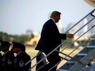 Trump lashes out at allies, praises North Korea