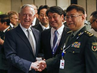 Defense Secretary Mattis warns of Chinese 'intimidation' in the South China Sea