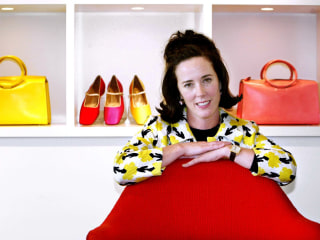 Fashion designer Kate Spade found dead in her New York apartment