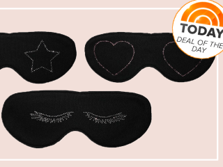 Deal of the Day: 30 percent off adorable sleep masks from Perpetual Shade
