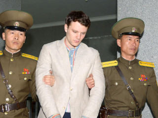 North Korea ordered to pay over $500 million to Otto Warmbier's parents