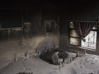 Lives frozen in ash: Images of Guatemalan homes buried by volcano's eruption