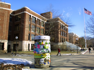 DOJ intervenes in lawsuit against University of Michigan's speech codes