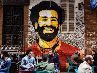 Mo Salah carries Egypt's 2018 World Cup hopes on injured shoulder